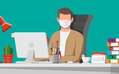 Mascherina o non mascherina sul lavoro? Questo è il problema